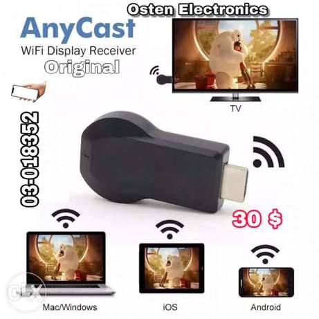 TV Stick DLNA Miracast airplay Mirroring dongle for iphone ipad androi