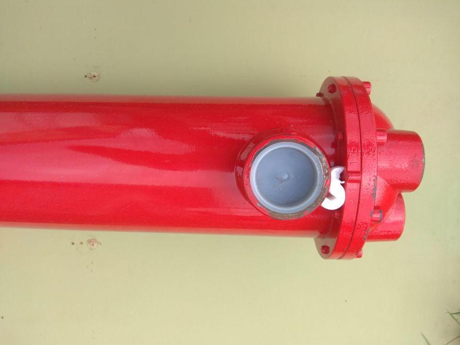 Теплообменник ms 134 Кожухотрубный испаритель Alfa Laval DM2-519-2 Кызыл