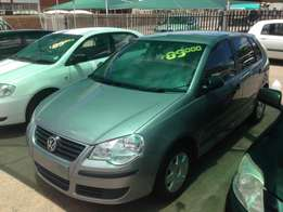 vw polo 1 owner R85000