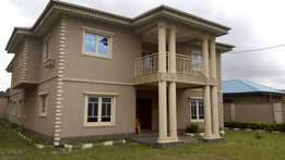 Lovely 6Bedroom duplex plus 2Brm at Gowon Estate Egbeda