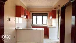 Executive two bedroom house is available for rent in bweyogere