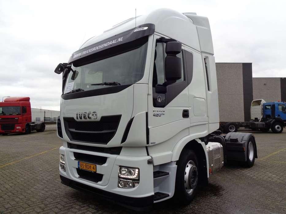 Iveco Stralis 420 + Euro 6 + Airco - 2013