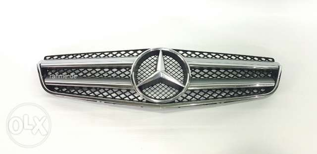 Mercedes Radiator Grille for E-Class Coupé W207,AMG Styling,Model 2012