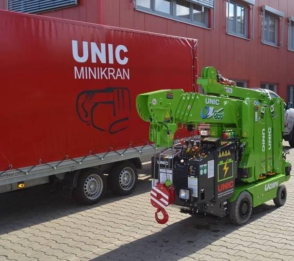 Unic Eco B-350 - 2019