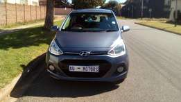 2014 Hyundai i10 Grand 1.2 Leather Seat, Service Book