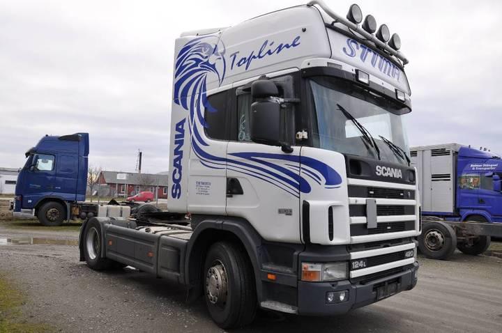 Scania 124 4x2 420 - 2000