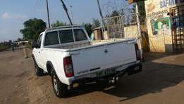 Bakkie for sale.