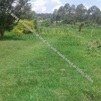For quick sale 1.3 acres of commercial land with mailo title in Mengo