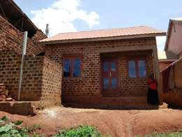 House in Nansana for sale at 35M slightly negotiable