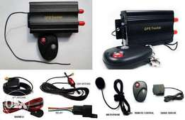 Car Tracking Device Installation