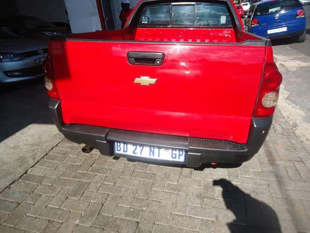 2011 Chevrolet Utility 1.4 Available for Sale Johannesburg - image 4