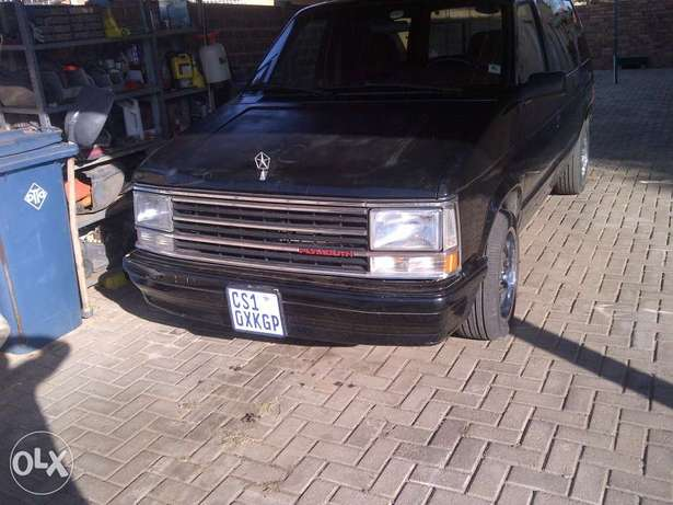 Plymouth for sale Boksburg - image 1