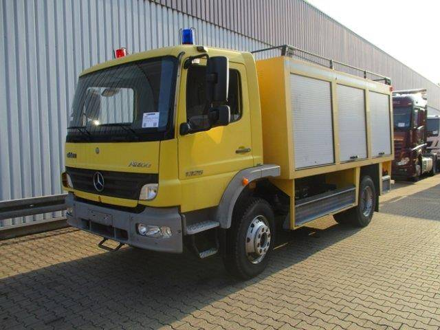 Mercedes-Benz Atego 1325 AF 4x4 Workshop truck Atego 1325 AF 4x4 Workshop