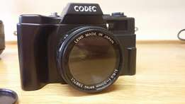 Codec 2000N 50mm Lens 1:6.3 Vintage SLR Film Camera
