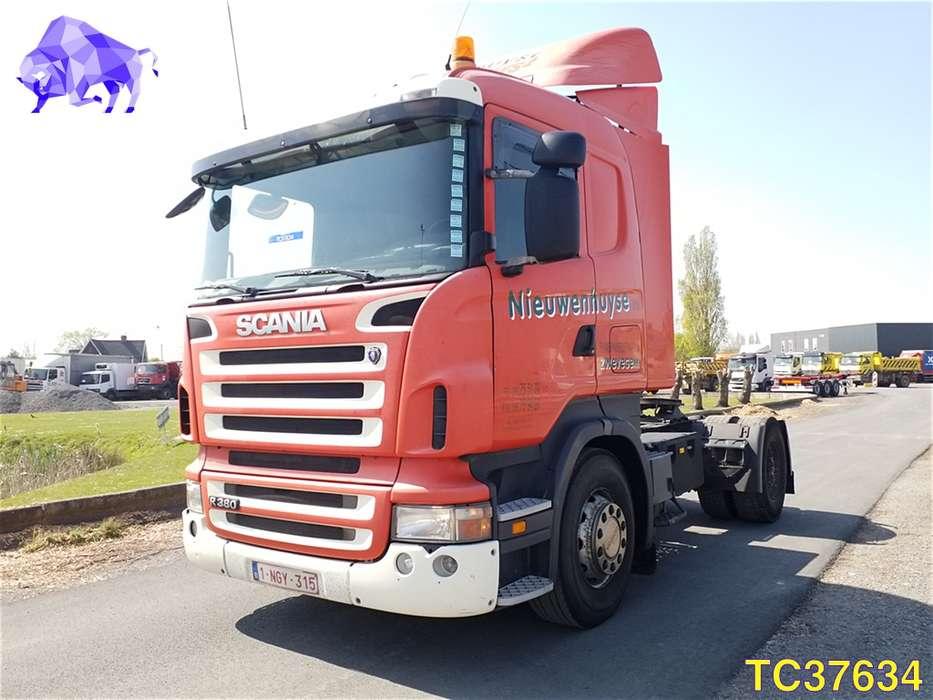 Scania R 380 Euro 3 - 2007