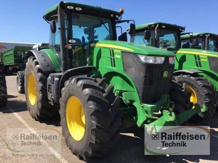 John Deere 7280 r - 2012 - image 2