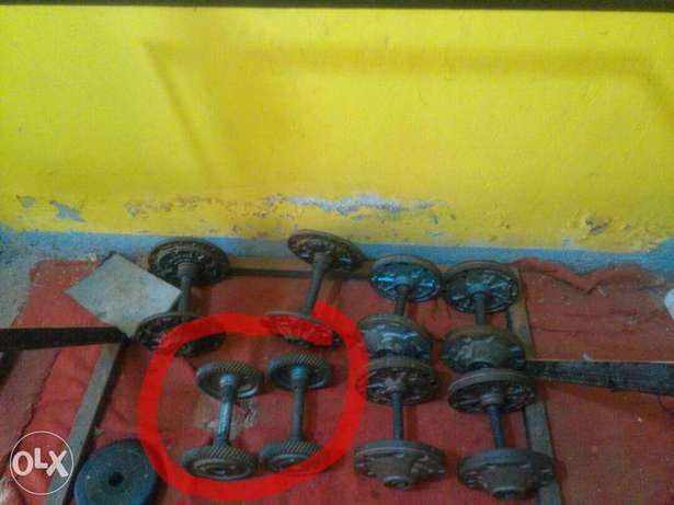 Cheap dumbbells for sale Kampala - image 1