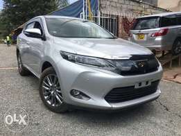 Toyota Harrier 2014 Fully Loaded Just Arrived Asking Price 4,500,000/=