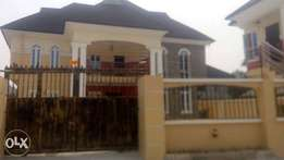 4 Bedroom Duplex with one bedroom BQ
