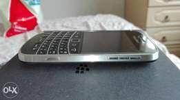 BlackBerry touch and type