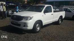 Toyota Hilux pickup on sale..