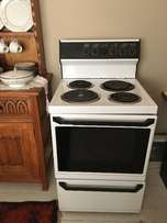 Defy 4 plate stove for sale R450.00