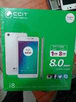 OFFER! i8 CCIT. Brand New. Free Delivery. 1 year Warranty. Ksh 6999