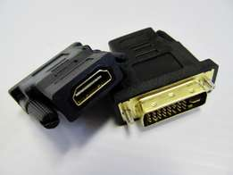 DVI to HDMI Digital Graphics Card Converter