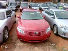 Very clean 08 tokunbo Camry for sale