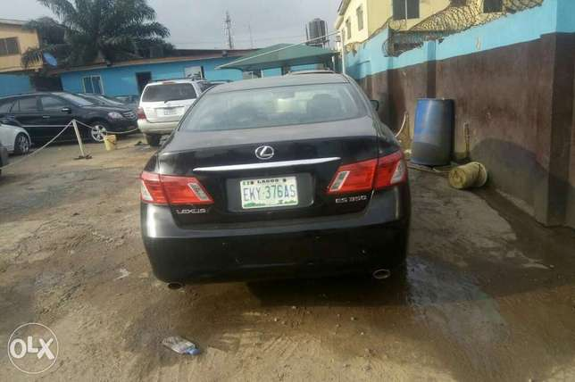 Lexus ES350 Nigeria used 2007model for sale Ikeja - image 1