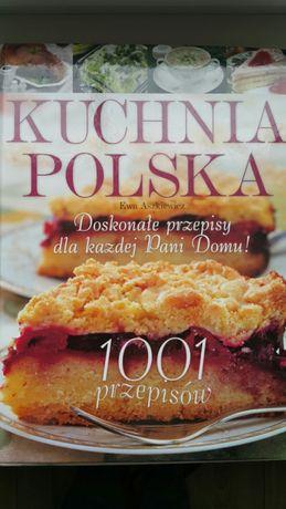 Książka Kuchnia Polska 1001 Przepisów Zielona Góra Olxpl