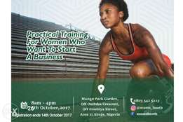 Project START (Free training for women)