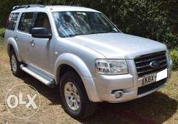 Ford Everest KBX [Auto,Power Steering,Cruise Control]