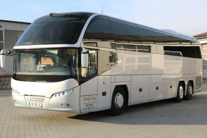 Neoplan Cityliner 2 / N 1217 HDC Euro 5 / EEV Schaltung - 2010