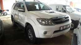 Toyota Fortuner 3.0 for sale