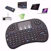 2.4G Wireless Keyboard Handheld Touchpad Keyboard Mouse for PC Android