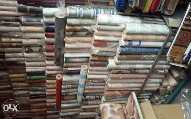 Sells and installation of wallpaper with 3D panels Lagos Mainland - image 1