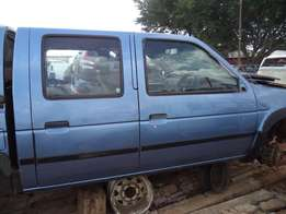 Nissan hard body for stripping