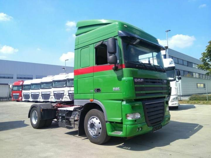DAF XF105.460 Space Cab , EEV, TOP ZUSTAND - 2010
