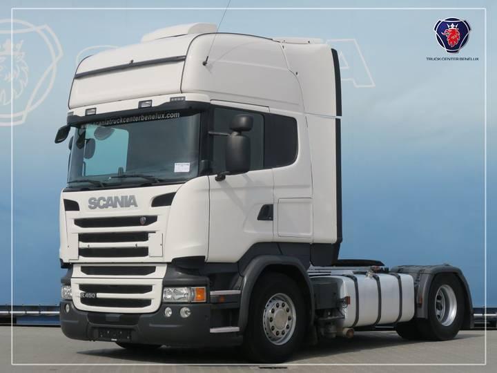 Scania R450 LA4X2MNA - 2015
