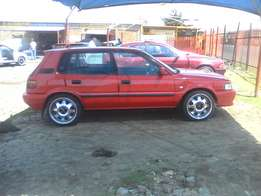 Toyota Conquest 16V for sale