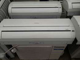 Panasonic 1hp split air conditioner