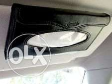 SunVisor Car Tissue Holder