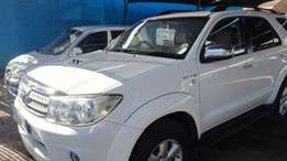 2011 Toyota Fortuner 3.0 D4D 4x4