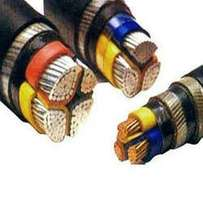 Armored cable, 25mm 4core
