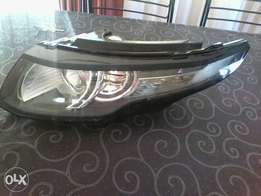Land rover headlights for sale