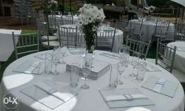 Decor and catering for all Events