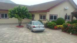 An executive 3bedroom, 1 bqs for rent Kwabenya ace