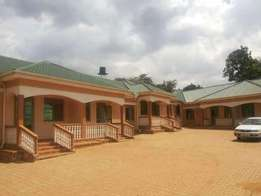 executive two bedroom house for rent in kisasi at 600k