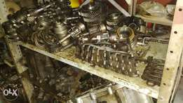 vw gearbox spares